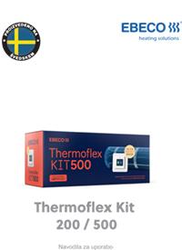 Thermoflex navodila