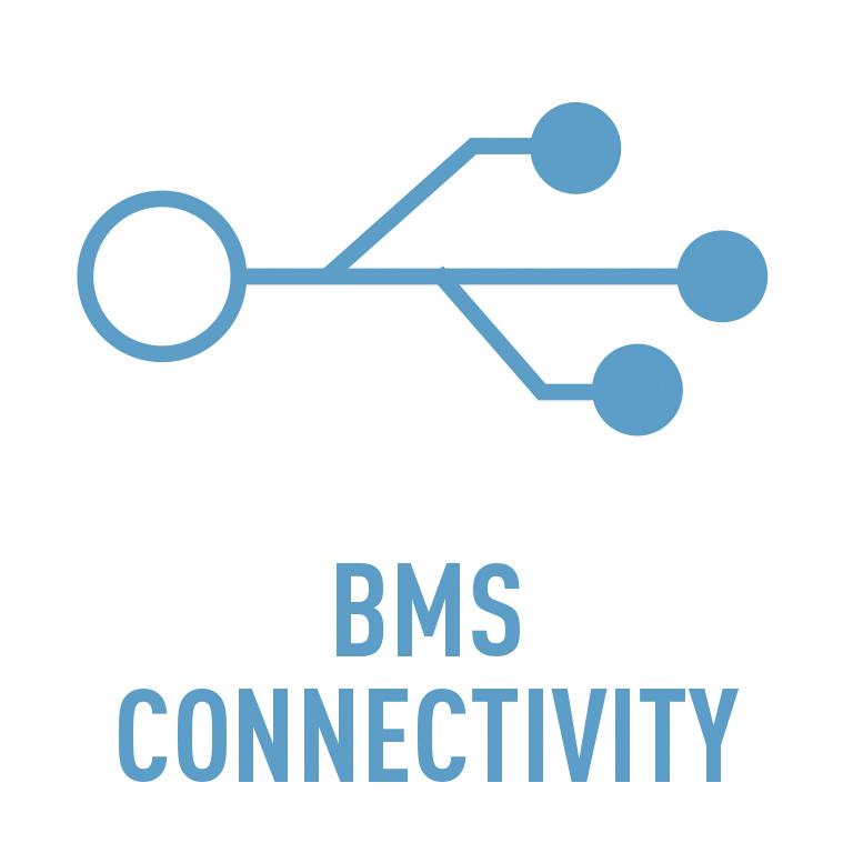 BMS povezljivost
