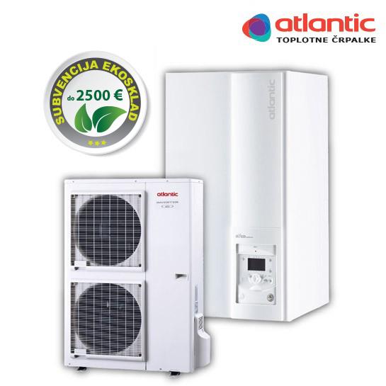 Toplotna črpalka Atlantic - Alfea Excellia 11,2 kW