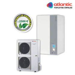 Toplotna črpalka Atlantic - Alfea Excellia, 14 kW