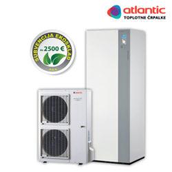 Toplotna črpalka Atlantic - Alfea Excellia Duo, 14 kW