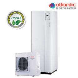 Toplotna črpalka Atlantic - Alfea Extensa Duo DC inverter, 10 kW