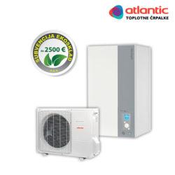 Toplotna črpalka Atlantic - Alfea Extensa A.I. 10 kW