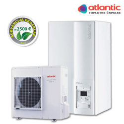 Toplotna črpalka Atlantic - Alfea Extensa DC inverter 5 kW