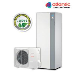 Toplotna črpalka Atlantic - Alfea Extensa Duo A.I., 8 kW