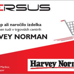 Nakup ali naročilo izdelka v Harvey Normanu