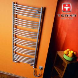 Kopalniški radiator DOMI, 1120 x 400 mm, 600 W