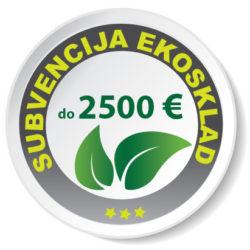 Subvencija eko sklad toplotna črpalka