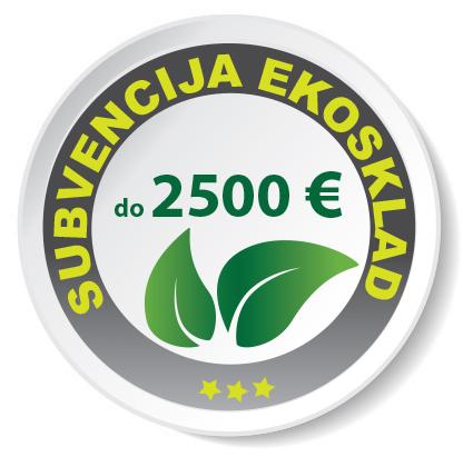 Subvencija ekosklad Extensa