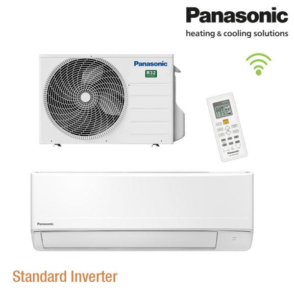 Klimatska naprava Panasonic Standard Inverter KIT-FZ35-WKE