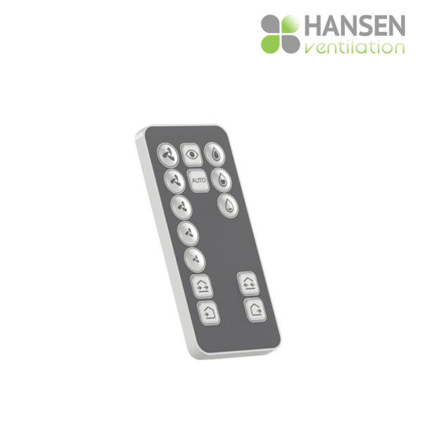 HANSEN ECO Wireless 150  rekuperator lokalno prezračevanje daljinec upravljanje