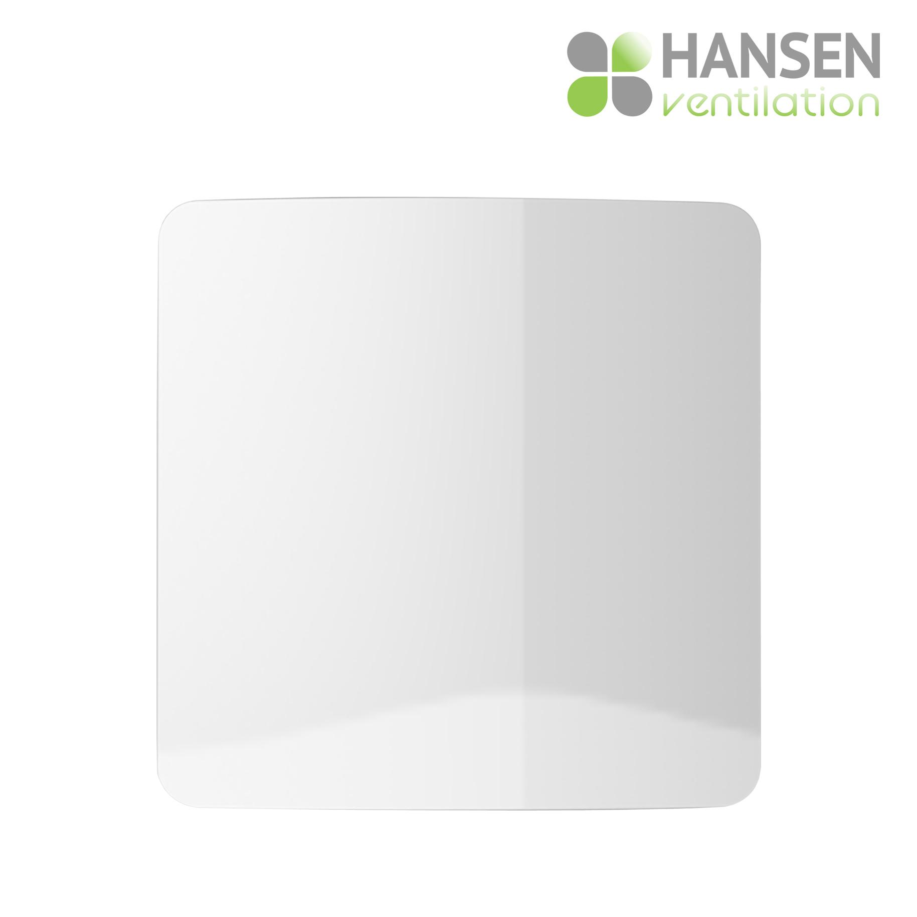 HANSEN ECO Active 150 rekuperator lokalno prezračevanje maska izgled tersus