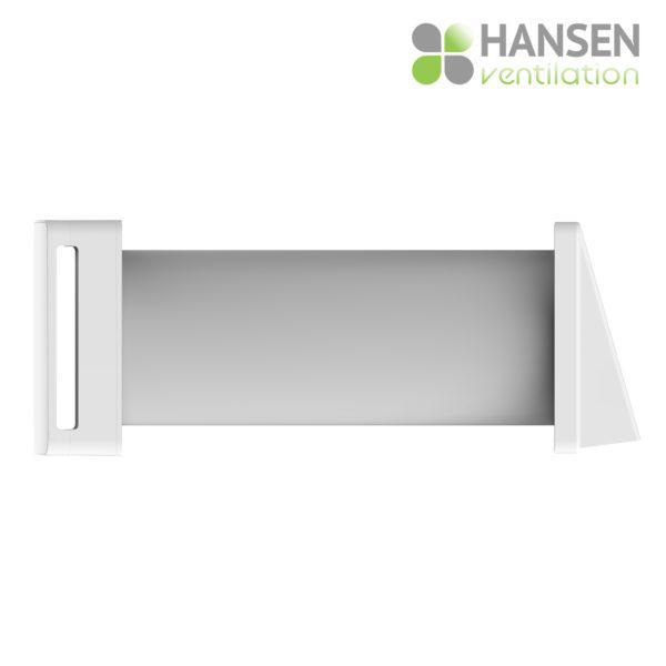 HANSEN ECOWireless 150  rekuperator lokalno prezračevanje montaža