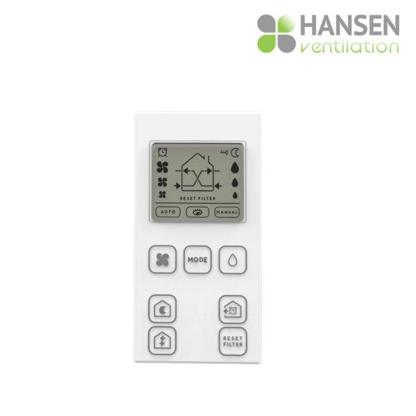 HANSEN Pro 160 daljinski upravljalnik