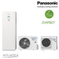 AQUAREA High Performance All in One Generacija J, R 32, compact
