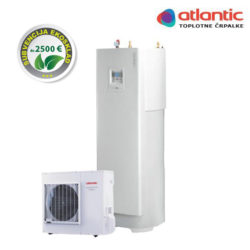 Toplotna črpalka Atlantic - Loria Duo 6000, 6KW