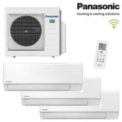 Panasonic inverter Multi Split TROJČEK 3,5 kW