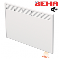 Varčni električni radiator BEHA PV8 - 400 mm, 800 W