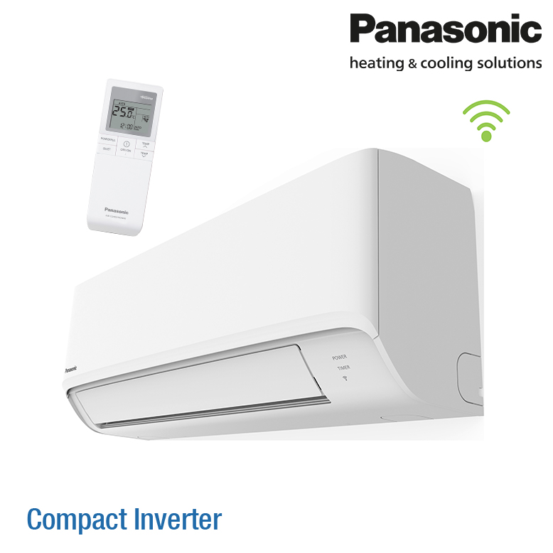 Klimatska naprava Panasonic COMPACT INVERTER TZ KIT-TZ25-WKE